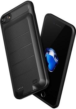 Чехол-аккумулятор Baseus Baseus Ample Backpack Power Bank Case 2500MAH For iPhone7/iPhone8 Black ACAPIPH7-XB01 - фото 10285