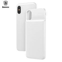 Чехол Baseus 1+1 Wireless Charge Backpack Power Bank ACAPIPHX-ABJ02 - фото 10303