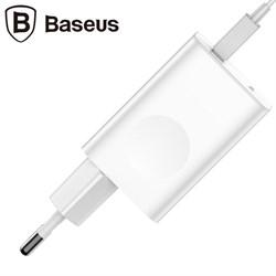 Сетевое зарядное устройство Baseus 1xUSB 24W Q.C. 3.0 (CCALL-BX02)