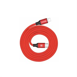 Кабель Baseus Yiven Series Type-C to IP Cable 1M Красный (CATLYW-A09) - фото 10343