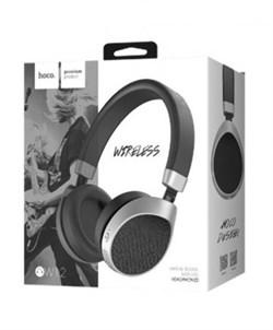 Беспроводные Bluetooth наушники Hoco W12 Dream sound  (Черный) - фото 11145