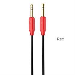 AUX кабель Hoco UPA11 (Красный) - фото 11235