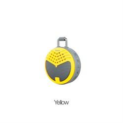 Беспроводная портативная колонка Hoco BS17 charming sound  (Желтый) - фото 11254