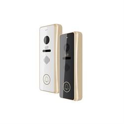 Вызывная панель для видеодомофонов CTV-D3001Шампань - фото 11310