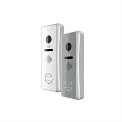Вызывная панель для видеодомофонов CTV-D4001AHD Серебристый - фото 11318