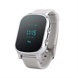 Детские часы с GPS трекером Smart Baby Watch T58 - фото 11357