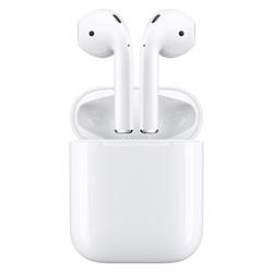 Наушники Apple AirPods 2 (без беспроводной зарядки чехла) - фото 11389