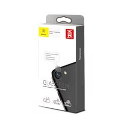 Защитное стекло Baseus Camera Lens GlassFirm (SGAPIPH7-JT02) для iPhone 7/8 - фото 11499