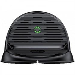 Беспроводная зарядка Baseus Silicone Horizontal Desktop (WXHSG-01)