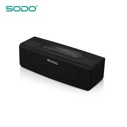 Беспроводная  портативная  Bluetooth Колонка SODO L2 Life - фото 12132
