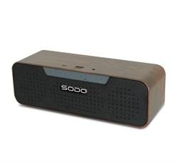 Беспроводная  портативная  Bluetooth Колонка SODO L4 Life - фото 12161