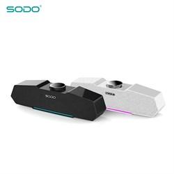 Беспроводная  портативная  Bluetooth Колонка SODO L7 Life - фото 12172