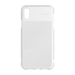 Чехол Baseus Glistening & transparent Case For iP Xr (2018) Transparent (WIAPIPH61-ST02) - фото 12948