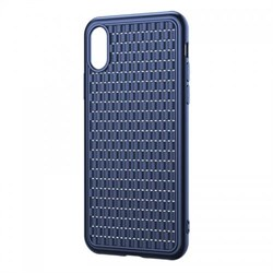 Чехол Baseus BV Case (2nd generation) For iP Xr (2018) Blue (WIAPIPH61-BV03) - фото 12992