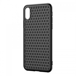 Чехол Baseus BV Case (2nd generation) For iP X/XS (2018) Black (WIAPIPH58-BV01) - фото 12995