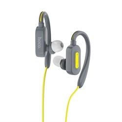 Беспроводные Спортивные  наушники Hoco ES16 Plus Crystal sound sports Bluetooth headset - фото 13313