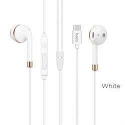 Наушники Hoco L8 Type-C Wireless earphones with microphone USB-C interface   - фото 13320
