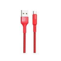 Кабель Hoco X26 Xpress charging data cable for Micro-USB - фото 13448