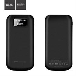 Внешний аккумулятор Hoco B26-BeiTan power bank (10000 mAh)  black - фото 15490