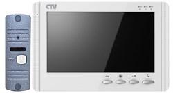 Комплект видеодомофона CTV-DP1704M - фото 20613