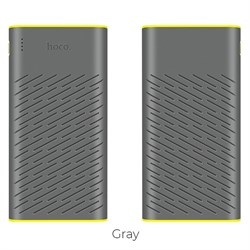Внешний аккумулятор Hoco B31A Rege 30000 mAh - фото 31335