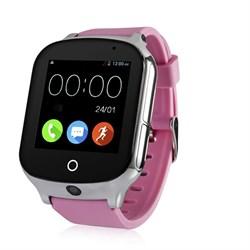 Детские часы с GPS трекером Smart Baby Watch T100 (A19) - фото 8694