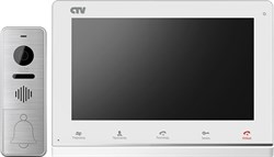Комплект видеодомофона CTV-DP4101AHD - фото 8779