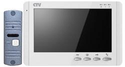 Комплект видеодомофона CTV-DP1700M - фото 8783