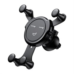 Держатель Baseus Emoticon Gravity Car Mount 01 (SUYL-EMJL) - фото 8991