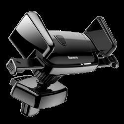 Автомобильный держатель Baseus Robot Air Vent Car Mount (SUJXS-01) - фото 9030