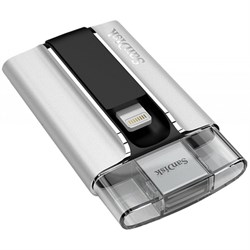 Флеш-накопитель USB  32GB  SanDisk  iXpand for iPhone and iPad - фото 9355