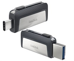 Флеш-накопитель USB 3.0  32GB  SanDisk  Ultra  USB Type-C - фото 9388