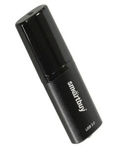 Флеш-накопитель USB 3.0  64GB  Smart Buy  X-Cut  чёрный - фото 9554