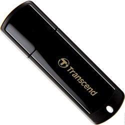 Флеш-накопитель USB  8GB  Transcend  JetFlash 350  чёрный - фото 9568