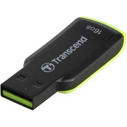 Флеш-накопитель USB  16GB  Transcend  JetFlash 360  чёрный - фото 9581