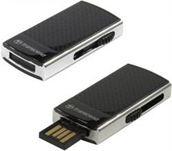 Флеш-накопитель USB  16GB  Transcend  JetFlash 560  металл - фото 9589