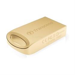Флеш-накопитель USB  32GB  Transcend  JetFlash 510G  золото - фото 9604