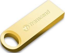 Флеш-накопитель USB  64GB  Transcend  JetFlash 520G  золото - фото 9621