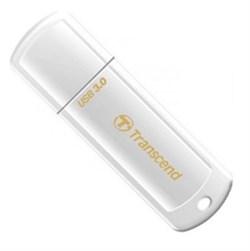 Флеш-накопитель USB 3.0  8GB  Transcend  JetFlash 730 белый - фото 9623