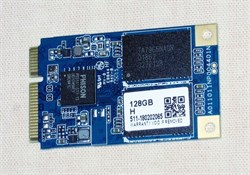 Твердотельный внутренний диск SSD  Smart Buy  128GB  S11 mSata (mini SATA), SATA-III, R/W - 560/465 MB/s, PS3111-S11, TLC 3D NAND - фото 9912