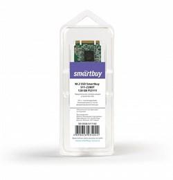 Твердотельный внутренний диск SSD  Smart Buy  128GB  S11-2280T, SATA-III, R/W - 560/465 MB/s, (M.2), PS3111, MLC - фото 9913