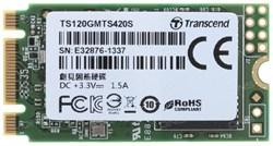 Твердотельный внутренний диск SSD  Transcend   64GB  MTS400S, SATA-III R/W - 460/560 MB/s, (M.2), 2280, MLC - фото 9938