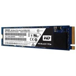 Твердотельный внутренний диск SSD  WD  256GB PCIe Gen3 x4, R/W - 700/2050 MB/s, (M.2), 2280, TLC, чёрный - фото 9967