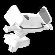 Автомобильный держатель Baseus Robot Air Vent Car Mount, белый (SUJXS-02)