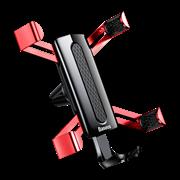 Автомобильный держатель Baseus Spiderman Gravity Car Mount, Красный (SUYL-SP09)