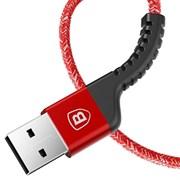 Кабель Baseus Confidant Anti-break Cable For IP 2A 1.5M  , Красный (CALZJ-B09)