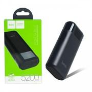 Внешний аккумулятор Hoco B35A Entourage mobile power bank (5200mAh) black