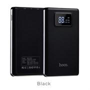 Внешний аккумулятор Hoco B23-flowed power bank (Lithium polymer) (10000 mAh)  black