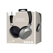 Беспроводные Bluetooth наушники Hoco W13 Fanmusic   (Черный)