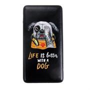 Внешний аккумулятор Hoco J13 Adorable puppy series mobile power bank (10000 mAh) Rudge